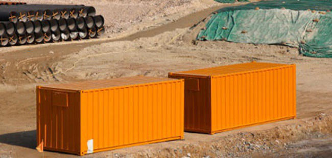 used shipping container prices